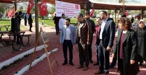 AK Gençlikten 18 Mart Çanakkale Resim...