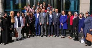 Elbistan AK Parti'den Ankara çıkarması