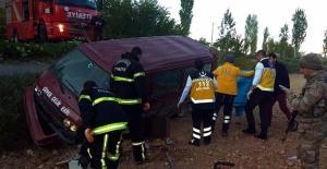 Elbistan'da kaza: 1 ölü