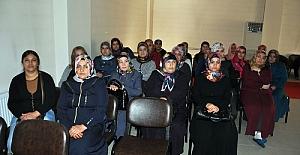 Sosyal Yardımlaşma Ve Dayanışma Vakfı'ndan Vatandaşlara Eğitim