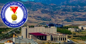 Sütçü İmam Üniversitesi#039;ne...