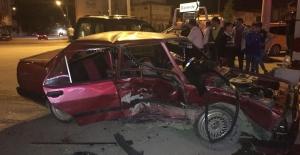 Sahur Vakti Trafik Kazası: 4#039;ü...