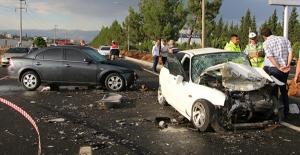 Kural ihlali yapan sürücü kazada yaşamını yitirdi