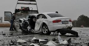 Feci kazada: 1 ölü, 3 yaralı