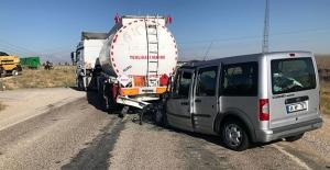 Santral yolunda feci kaza: 1 kişi...