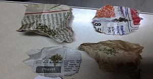 Yunus ekiplerinden uyuşturucu operasyonu