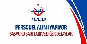Devlet Demiryolları personel alımı yapacak