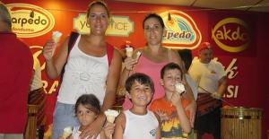Dondurma Tır'ı KKTC'de