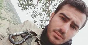 Elbistanlı asker Kuzey Irak#039;ta...