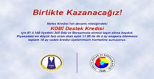 """Paksoy, """"KOBİ Destek Kredisi, üretim ve ticareti canlandıracak"""""""