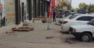 Afşin'de sokak ortasında cinayet!