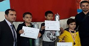 Elbistan YKKED Satranç Okulu'nda yeni hedef milli takım seçmeleri