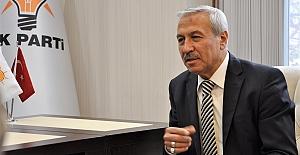 Faruk Gürbüz AK Parti'den Elbistan Belediye Başkan Aday Adaylığını Açıkladı