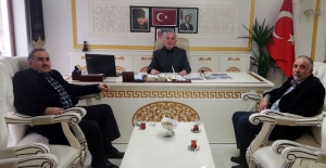 ETSO'dan Başkan Tıraş'a fuar ziyareti