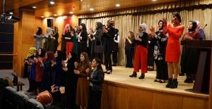 İşaret dili kursuna katılanlar mezun oldu