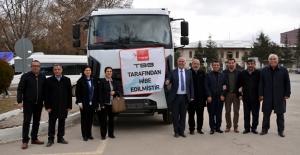 Başkan Vekili Ahmet Tıraş, Hayrettin...