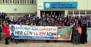 Elbistan'da obezite ile mücadele etkinliği