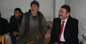 Mehmet Gürbüz sanayi esnafı ile buluştu