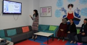Elbistan Devlet Hastanesi'nde Gebe Okulu Açıldı