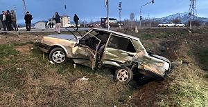Feci kazada 25 yaşındaki genç ağır...