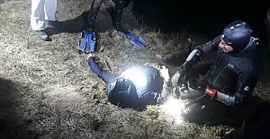 28 yaşındaki gencin göletten cansız bedeni çıkarıldı