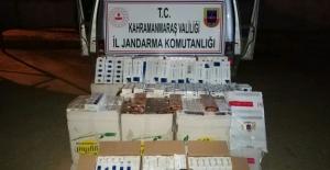 Suriye uyruklu sigara kaçakçısına 115 bin TL ceza