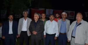 Elbistan'da MHP'li meclis üyelerinden iftar yemeği