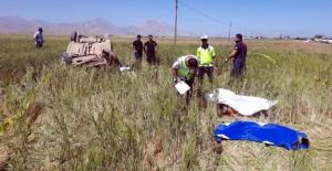 Feci kazada 3 kişi öldü 4 kişi...