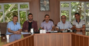 Elbistan Belediyesi'nde tarım ve hayvancılık ihtisas komisyonu kuruldu