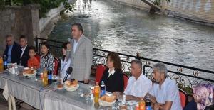 Gazi ve şehit aileleri 15 Temmuz yemeğinde buluştu