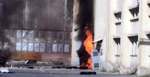 A Termik Santrali'nde iş kazası 2 işçi yaralı