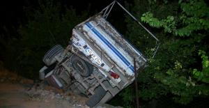 Elbistan#039;da feci trafik kazası...
