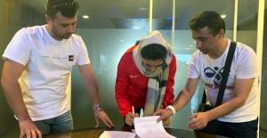 İranlı milli voleybolcu, Elbistan'a transfer oldu