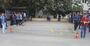 Elbistan#039;da silahlı saldırı:...