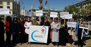 Elbistanlı kadınlardan Diyarbakır...