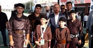 Elbistanlı okçulara Türkoğlu belediyesi sahip çıktı