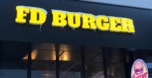 FD Burger yarın Elbistan#039;da hizmete...