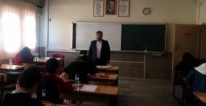 Elbistan'da Matematik Olimpiyatları'nın 1. aşaması yapıldı