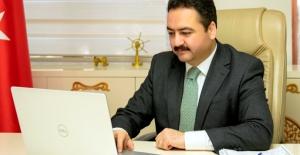 """Başkan Gürbüz'den """"Biz Bize Yeteriz Türkiyem"""" kampanyasına destek"""