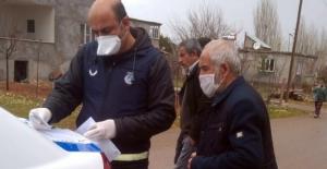 Elbistan Belediyesi 65 yaş üstü vatandaşların taleplerini yerine getirmek için seferber oldu