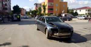 Elbistan'da bayram sonrası 7 ayrı trafik kazası