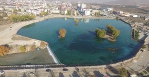 Elbistan Belediyesi'nden Kaynarca Göleti açıklaması