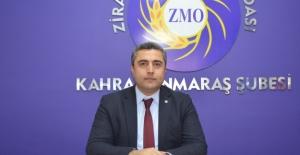ZMO'dan tarım ilaçlarına dikkat edilsin uyarısı