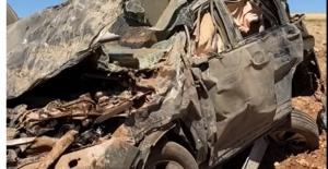 Elbistan#039;da trafik kazası: 4...