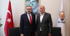 AK Parti Elbistan İlçe Başkanı Belli Oldu