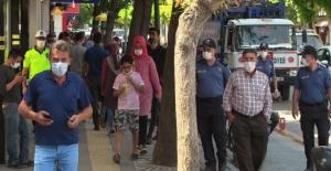 Elbistan'da tedbirlere uymayanlara ceza yağdı