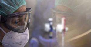 Elbistan'da koronavirüs bir can daha aldı