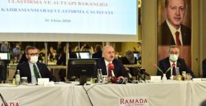 """Fidan, """"Kahramanmaraş'a 7 milyarlık bir yatırım yapıldı"""""""