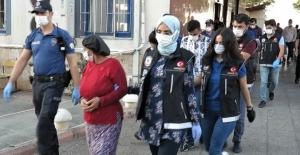 Kahramanmaraş'ta uyuşturucu satıcısı 19 kişi tutuklandı