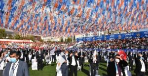 AK Parti İl Başkanlığı Yönetim Kurulu Listesinde Elbistanlı İş adamı